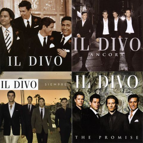 Add your favorite phrases of il divo songs il divo fanpop - Il divo songs ...