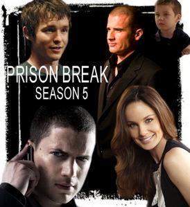 PRISON BREAK - SEASON 5 - Michael Scofield is back!!! PRISON BREAK - SEASON 5 - episode (1) http://