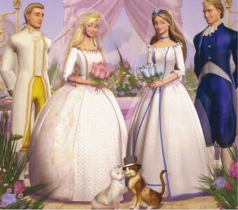 wow cool,i look on the way of the wedding of erika and King dominick & princess aneliesse and julian