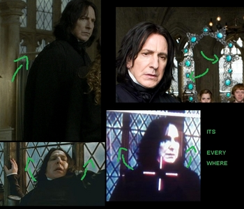 THE WINDOW. ITS EVERYWHERE. ----------- OK. so here's my hunch- severus will be chased out of hogwart