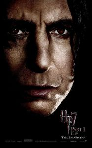 As we all know, Severus Snape was sorted as a Slytherin when he was eleven years old. But, I sometime