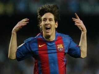 Lionel Andrés Messi (born 24 June 1987) is an Argentine footballer who currently plays for La Liga t