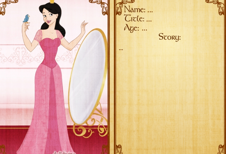 make your own disney princess contest disney princess fanpop