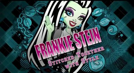 My お気に入り character is Frankie Stein!