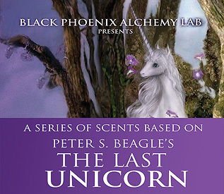 """Can te believe it? Now we can smell magical like unicorns!""""The Last Unicorn"""" is my preferito story of"""