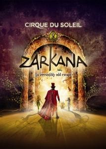 Zarkana from Cirque du Soleil Creators at Borders-Columbus vòng tròn Monday, June 27th at 7pm Ever won