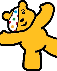 What are te doing to raise money for Children In Need? mostra your spots! Lets raise lots!