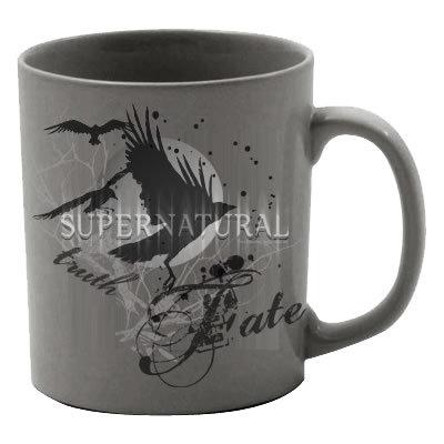 """<b><u>Supernatural """"Truth & Fate"""" Mug</u></b> <u>Price:</u> $11.95 This 邪恶力量 """"Truth & F"""