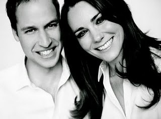 Use 1 word to describe the couple that the entire world is looking at. I'll start... William a
