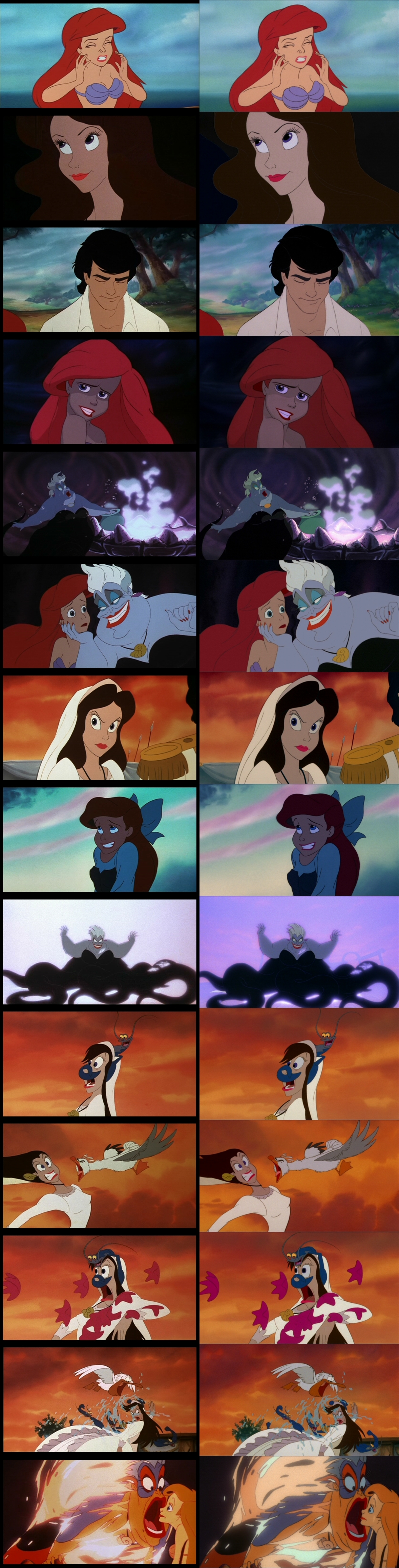 Beauty and the beast: diamond edition – animated views.