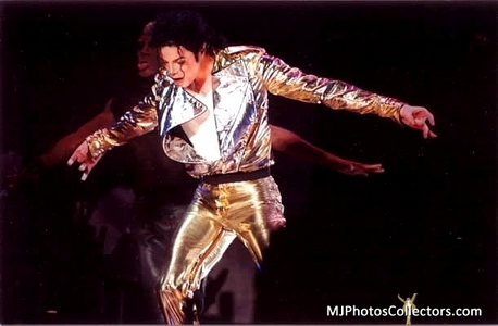 Post your MJ picture of the day from History Tour