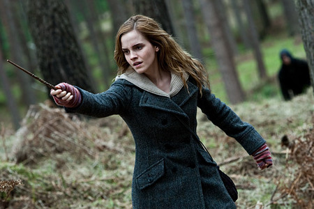 Well, I think that we can all agree that Hermione is an awesome character, no doubt about that. And e