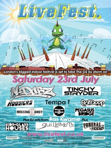 Live Fest have officially announced N-Dubz as their main headliners, amazing line-up, what do tu thi
