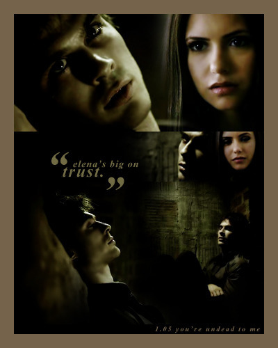 [capspam] forbidden yet inevitable: evolution of damon x elena