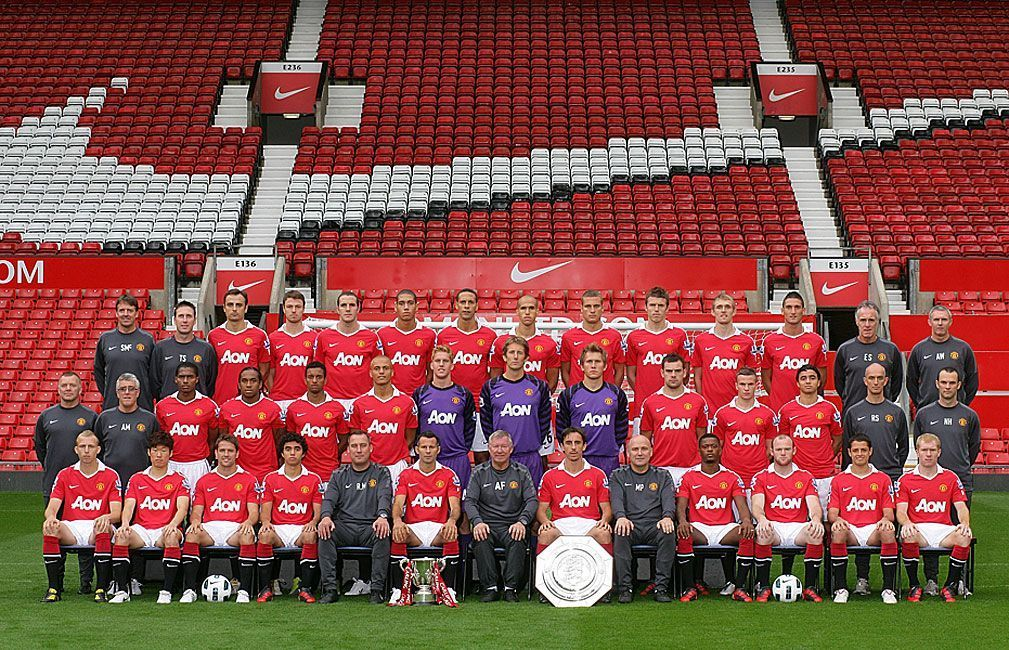 Foto Manchester United