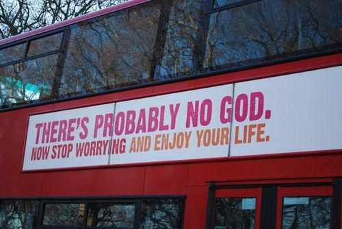 Anti-God Campaign Proves Divine Marketing