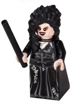 Bellatrix Lestrange fond d'écran entitled Bellatrix Lego