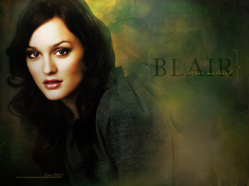 Blair - Gossip Girl
