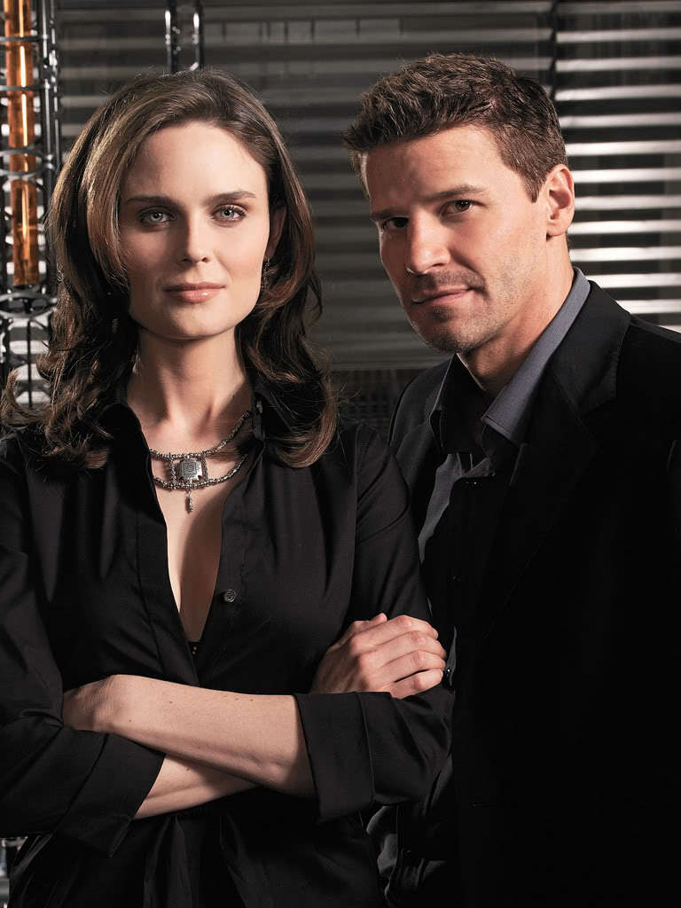 Bones images Booth and Brennan HD wallpaper and background ... Emily Deschanel And David Boreanaz Bones
