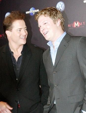 Brendan Fraser, Luke Ford