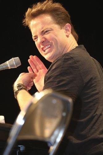 Brendan at various events