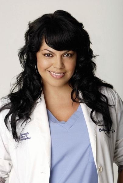 GreyS Anatomy Callie