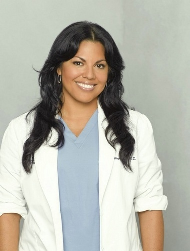 personagens femeninos da televisão wallpaper entitled Callie Torres - Greys Anatomy