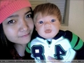 Charice And Baby Chester