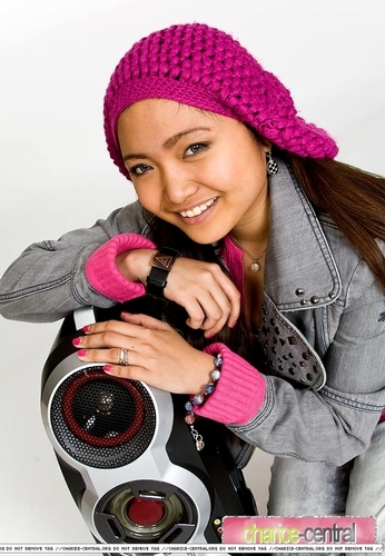 Charice Pempengco wolpeyper entitled Chicago Photoshoot