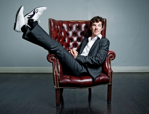 Chris McAndrew Photoshoot - benedict-cumberbatch Photo
