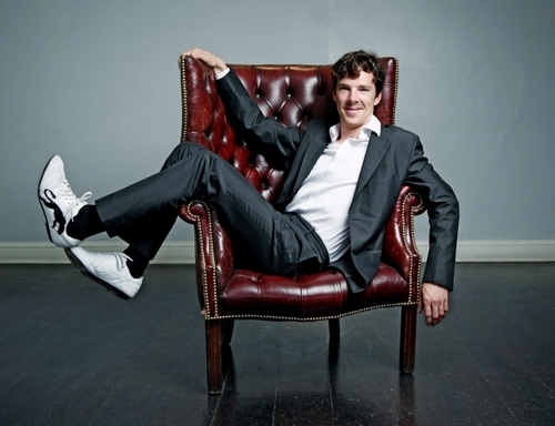 Benedict Cumberbatch kertas dinding called Chris McAndrew Photoshoot