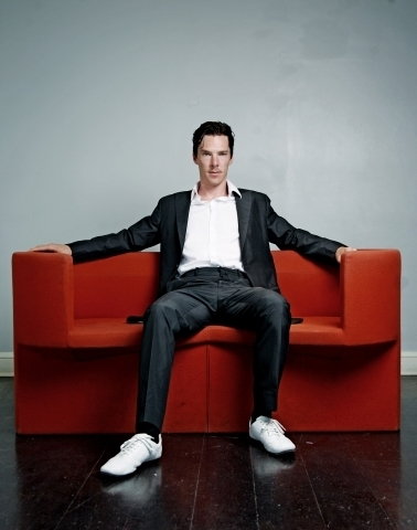 Benedict Cumberbatch wallpaper entitled Chris McAndrew Photoshoot