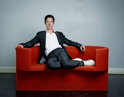 Benedict Cumberbatch kertas dinding entitled Chris McAndrew Photoshoot