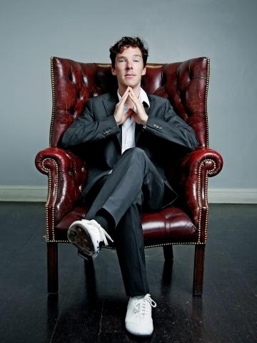 Benedict Cumberbatch wallpaper entitled Chris McAndrew Photoshoot