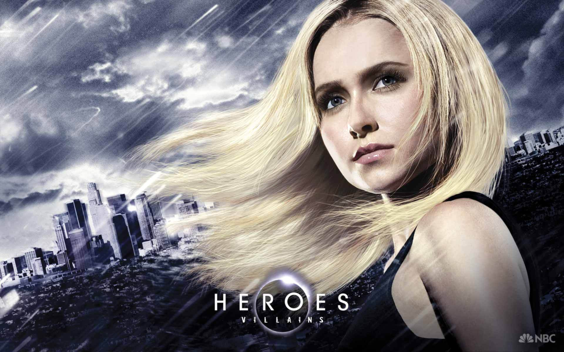 Claire Bennet - Hereos