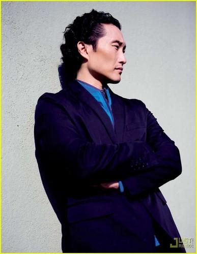 Daniel dae kim-DaMan Magazine Cover 2010