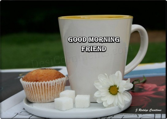 Good Morning All My Dear Friends : Good morning my dear friends peter and susie
