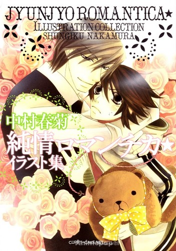 HQ Junjou artwork pictures