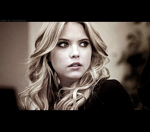 Pretty Little Liars TV Show wallpaper titled Hanna Marin