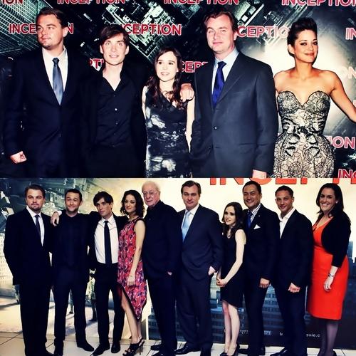 inception cast - photo #11