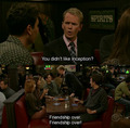 Inception comment of Barney