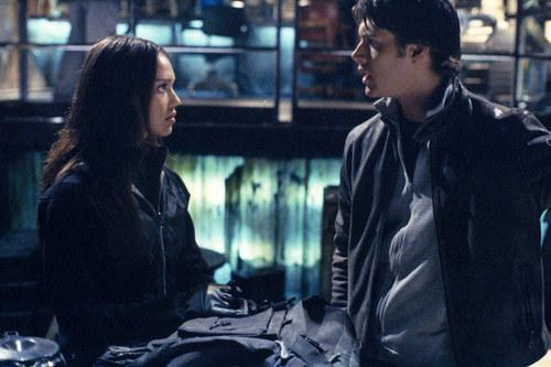Jensen Ackles & Jessica Alba