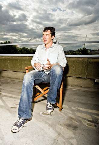 Benedict Cumberbatch wallpaper entitled John Ferguson Photoshoot