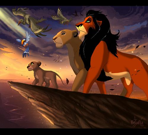 King Scar