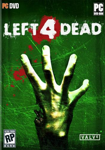 Left 4 Dead fondo de pantalla titled Left 4 Dead Original Game cover