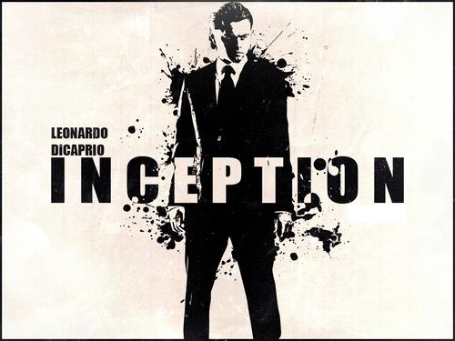 """Leonardo Dicaprio as """"Cobb"""""""