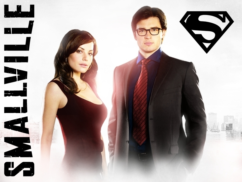 Lois and Clark 壁纸