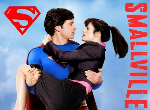 Clois 壁紙 called Lois and Clark 壁紙