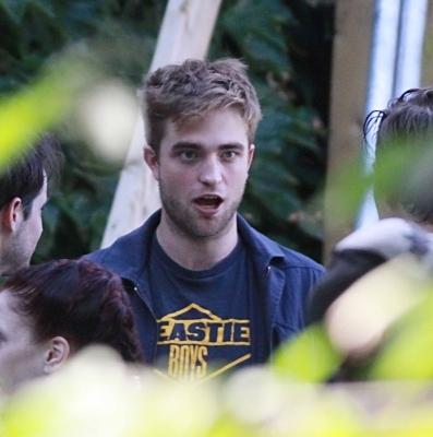 más Rob & Kristen fotos [August 13th]