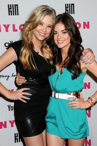 NYLON Magazine & YouTube Young Hollywood Party